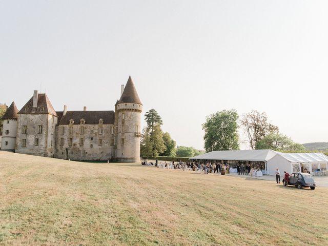 Le mariage de Jonathan et Maud à Bazoches, Nièvre 76