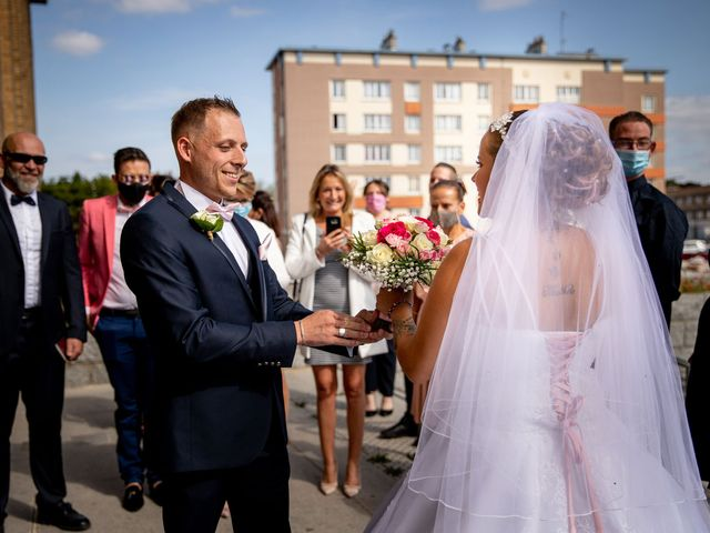 Le mariage de Alexandre et Ophélie à Lomme, Nord 7