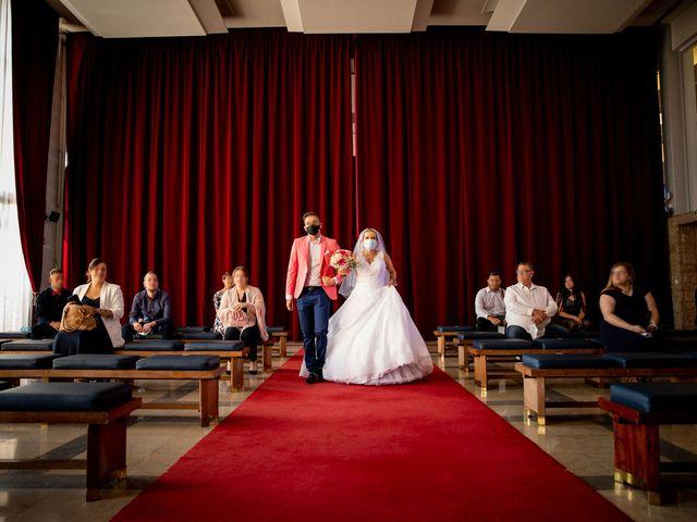 Le mariage de Alexandre et Ophélie à Lomme, Nord 10