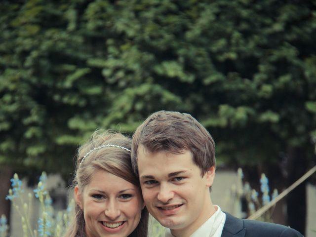 Le mariage de Samuel et Naomi à Nantes, Loire Atlantique 15