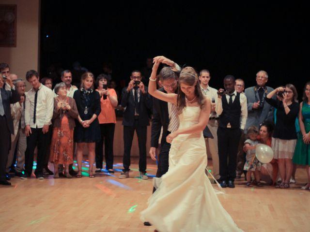 Le mariage de Samuel et Naomi à Nantes, Loire Atlantique 37
