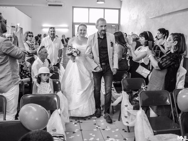 Le mariage de Alexandre et Marina à Nébian, Hérault 3