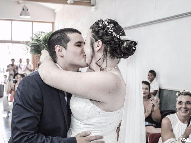 Le mariage de Alexandre et Marina à Nébian, Hérault 5
