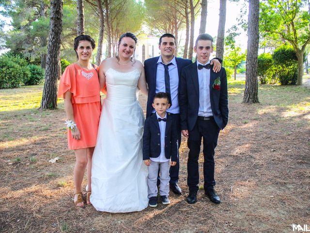 Le mariage de Alexandre et Marina à Nébian, Hérault 12