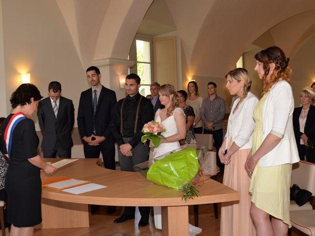 Le mariage de Thomas et Eléonore à Romans-sur-Isère, Drôme 2