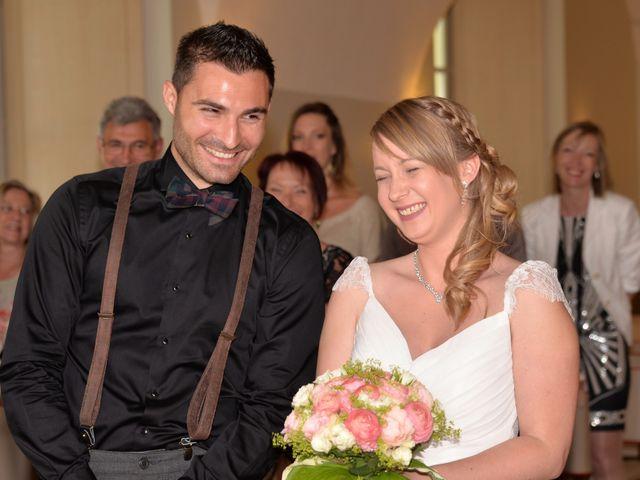 Le mariage de Thomas et Eléonore à Romans-sur-Isère, Drôme 8