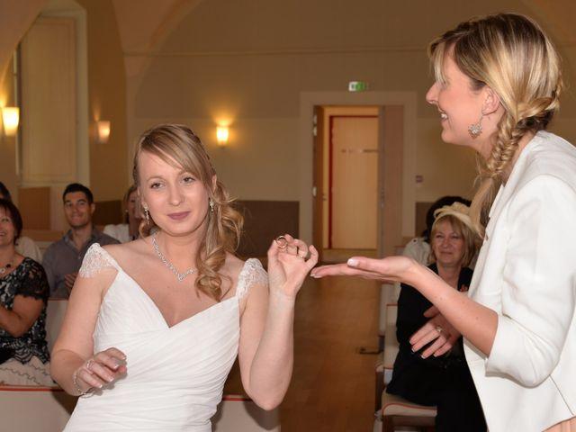 Le mariage de Thomas et Eléonore à Romans-sur-Isère, Drôme 18