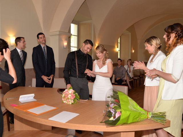 Le mariage de Thomas et Eléonore à Romans-sur-Isère, Drôme 22