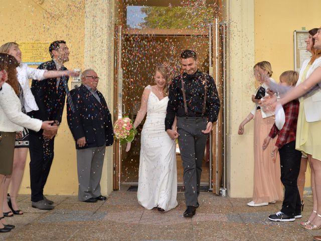 Le mariage de Thomas et Eléonore à Romans-sur-Isère, Drôme 28