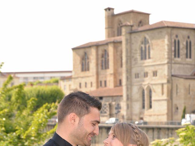 Le mariage de Thomas et Eléonore à Romans-sur-Isère, Drôme 35