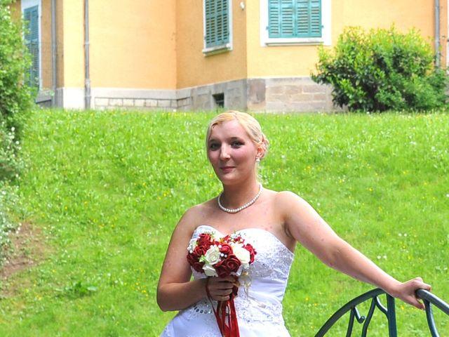 Le mariage de Christophe et Angélique à Hérimoncourt, Doubs 1