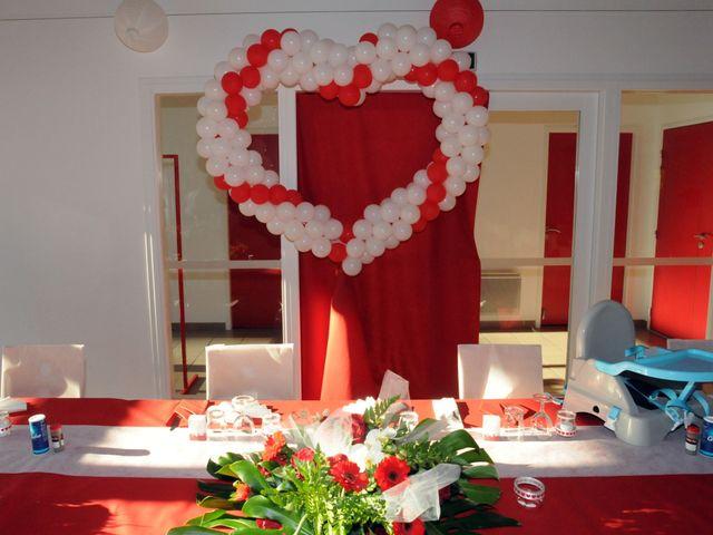 Le mariage de Christophe et Angélique à Hérimoncourt, Doubs 10
