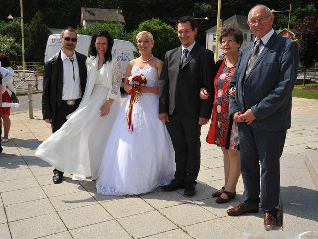Le mariage de Christophe et Angélique à Hérimoncourt, Doubs 16