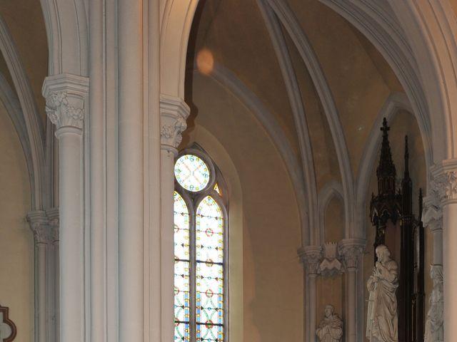 Le mariage de Christophe et Angélique à Hérimoncourt, Doubs 17