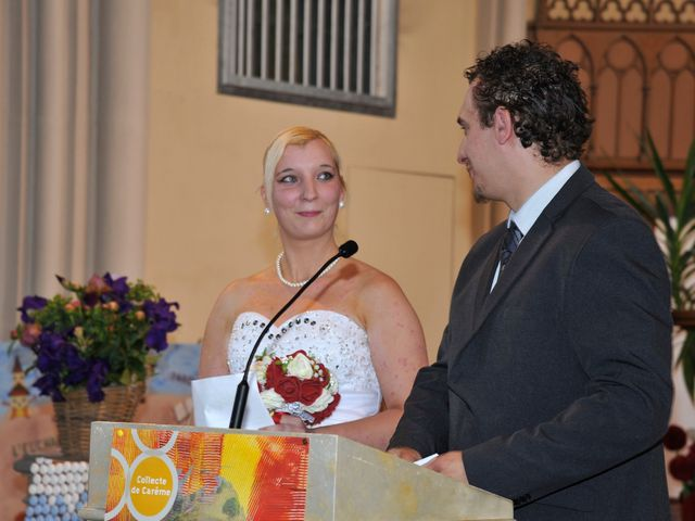 Le mariage de Christophe et Angélique à Hérimoncourt, Doubs 18