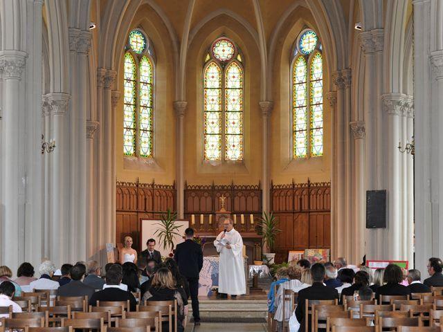 Le mariage de Christophe et Angélique à Hérimoncourt, Doubs 19