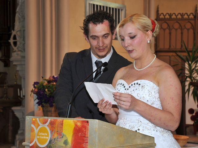 Le mariage de Christophe et Angélique à Hérimoncourt, Doubs 22