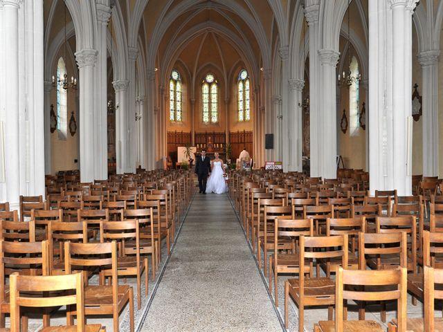 Le mariage de Christophe et Angélique à Hérimoncourt, Doubs 23
