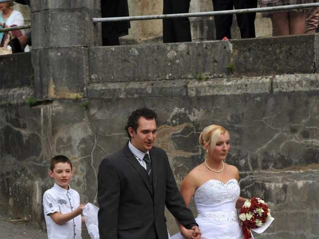 Le mariage de Christophe et Angélique à Hérimoncourt, Doubs 24