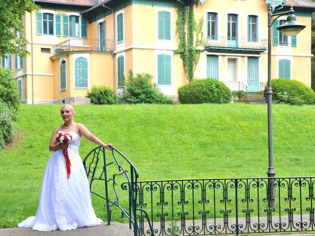 Le mariage de Christophe et Angélique à Hérimoncourt, Doubs 29