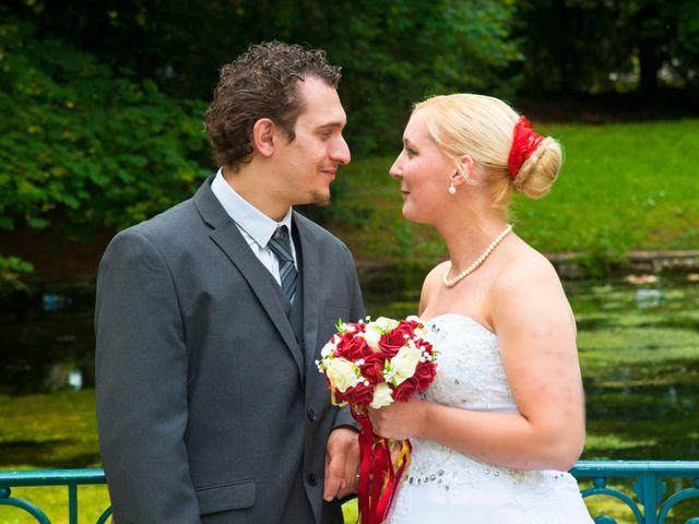 Le mariage de Christophe et Angélique à Hérimoncourt, Doubs 32