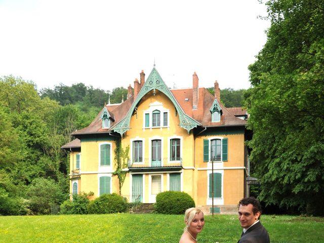 Le mariage de Christophe et Angélique à Hérimoncourt, Doubs 33