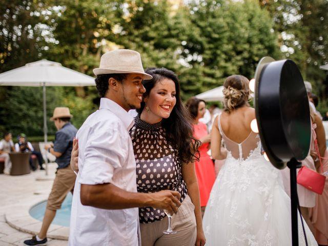 Le mariage de Brice et Léa à Pignan, Hérault 74