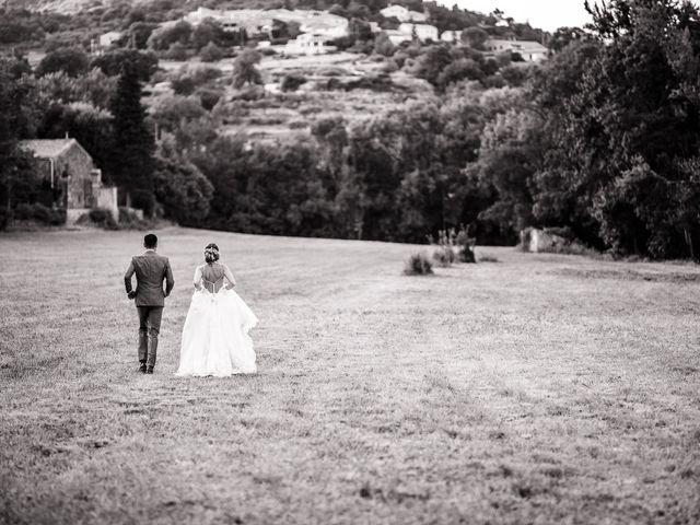 Le mariage de Brice et Léa à Pignan, Hérault 95