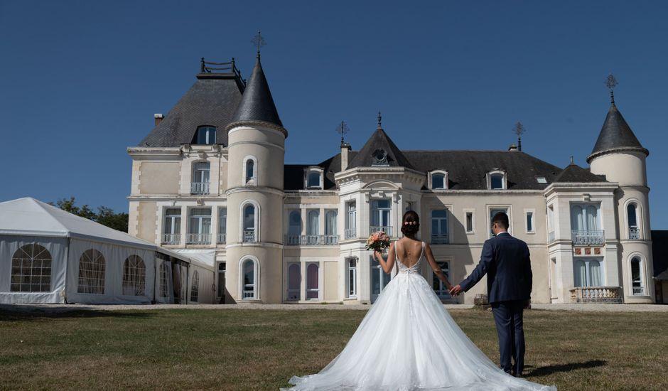 Le mariage de Julien et Chloé à Toucy, Yonne