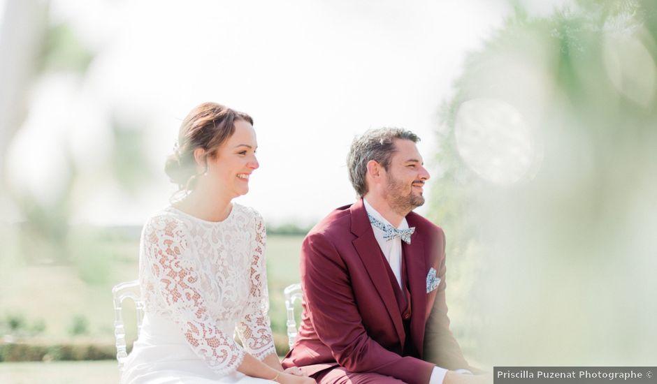 Le mariage de Jonathan et Maud à Bazoches, Nièvre
