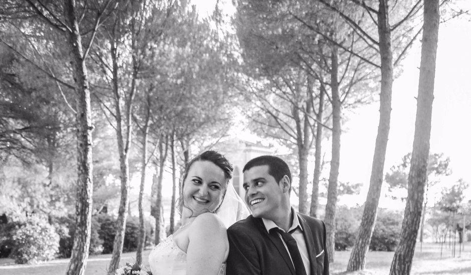 Le mariage de Alexandre et Marina à Nébian, Hérault