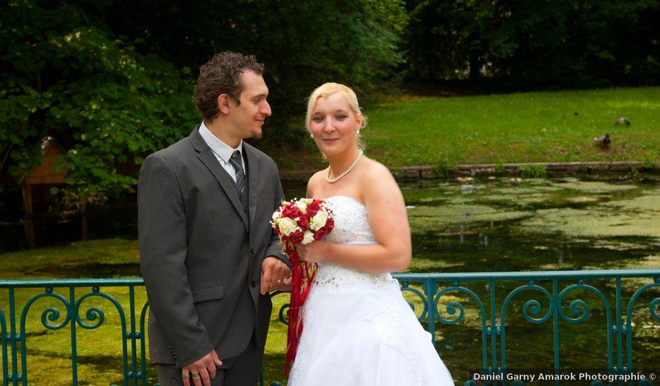 Le mariage de Christophe et Angélique à Hérimoncourt, Doubs