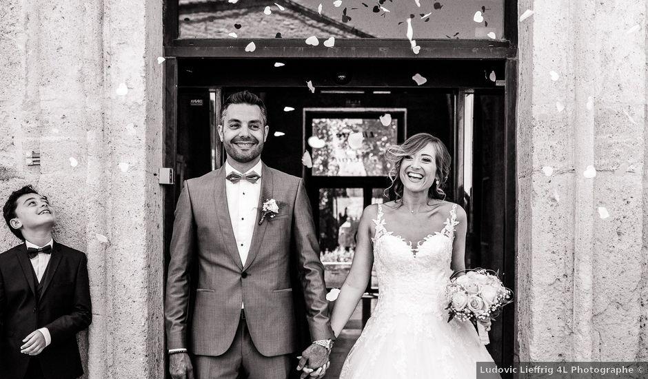 Le mariage de Brice et Léa à Pignan, Hérault