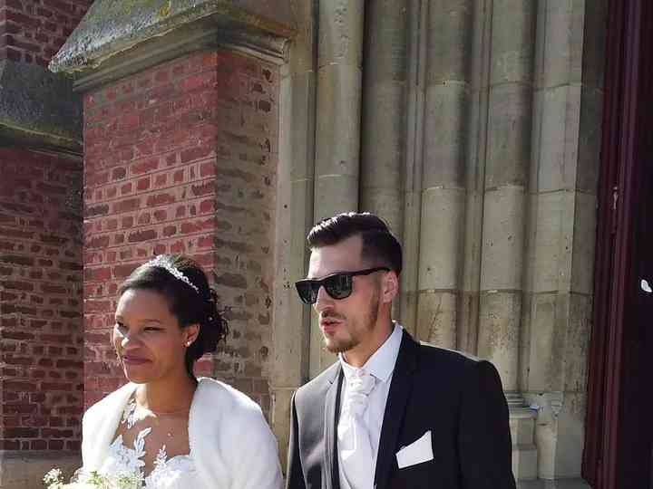 Le mariage de Celine et Damien