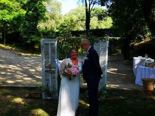 Le mariage de Aline et Eric