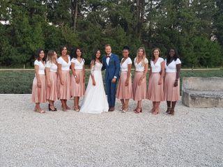 Le mariage de Lisa et Sammy