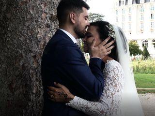 Le mariage de Besma et Gabriel 1