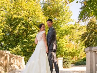 Le mariage de Amandine et Frédéric 2