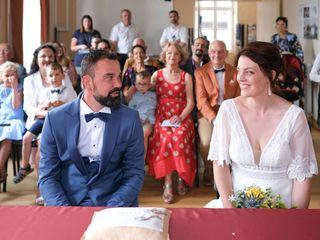 Le mariage de Anne et Cédric 2