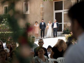 Le mariage de Chloé et Franck 1