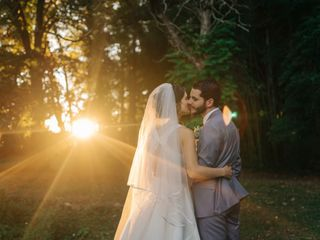 Le mariage de Elizabeth et Damien