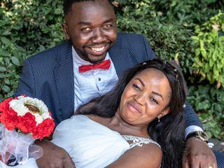 Le mariage de Christelle et Patrice
