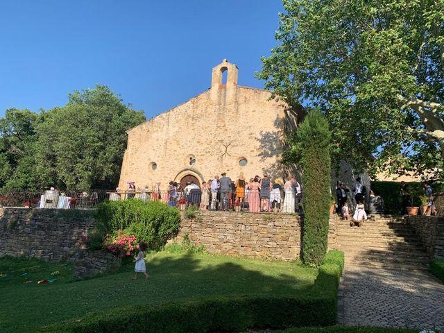 Le mariage de Eric et Aline à Jouques, Bouches-du-Rhône 1