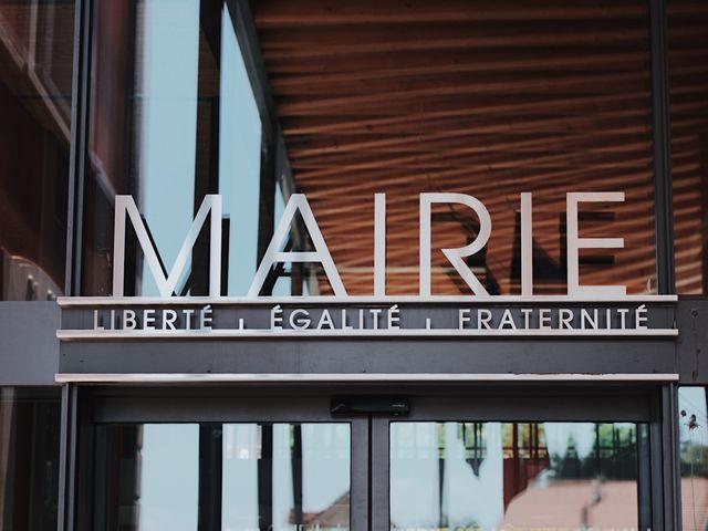 Le mariage de Pierre et Camille à Saint-Martin-d'Uriage, Isère 1