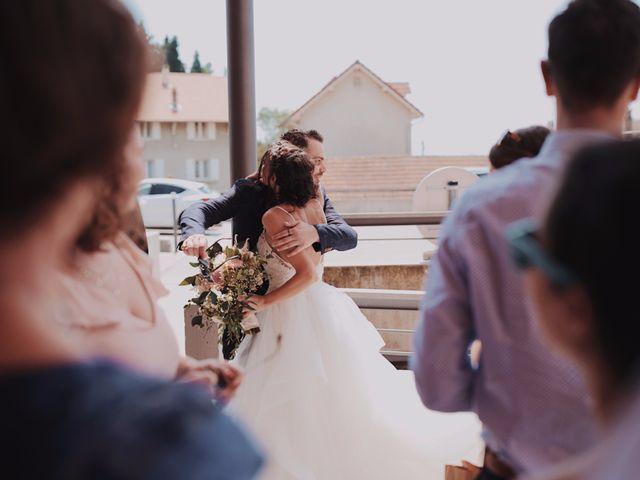 Le mariage de Pierre et Camille à Saint-Martin-d'Uriage, Isère 2