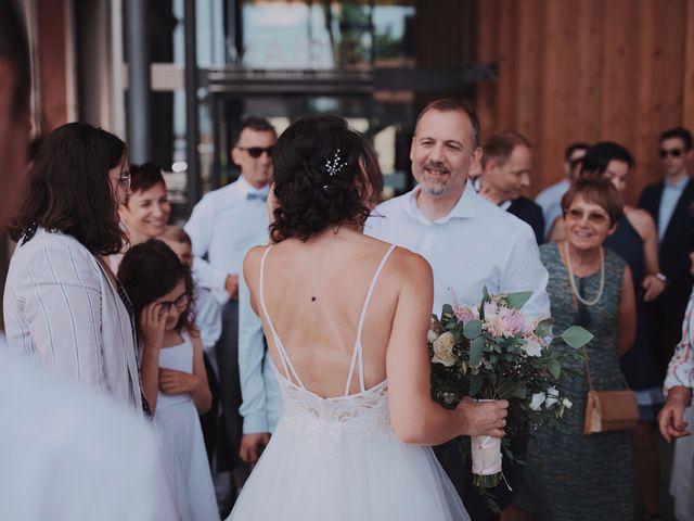 Le mariage de Pierre et Camille à Saint-Martin-d'Uriage, Isère 5