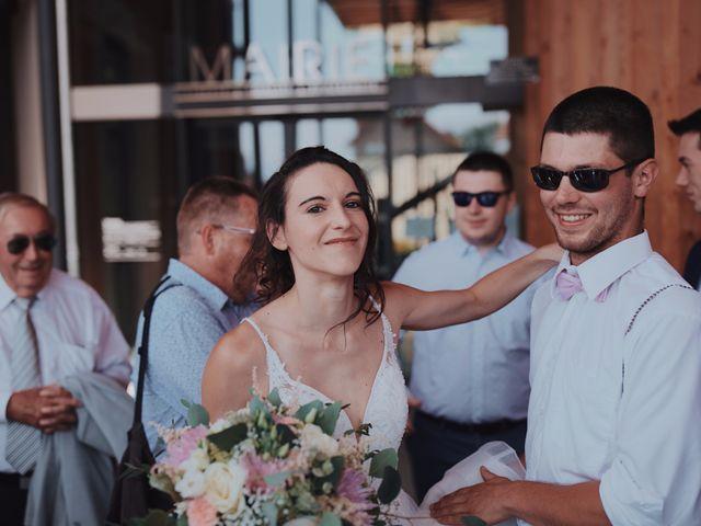 Le mariage de Pierre et Camille à Saint-Martin-d'Uriage, Isère 9