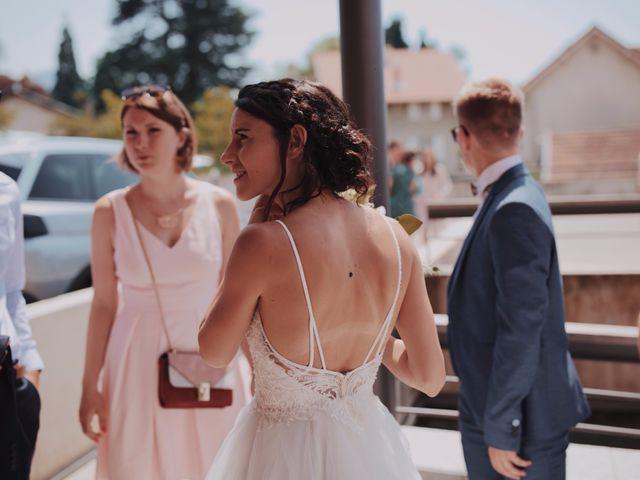 Le mariage de Pierre et Camille à Saint-Martin-d'Uriage, Isère 14