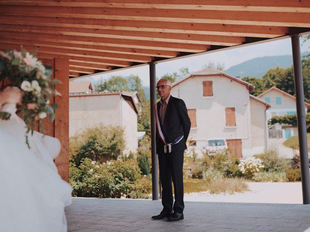 Le mariage de Pierre et Camille à Saint-Martin-d'Uriage, Isère 18