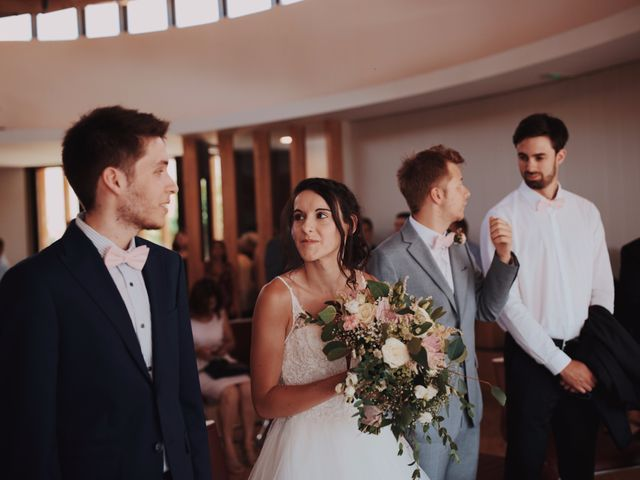 Le mariage de Pierre et Camille à Saint-Martin-d'Uriage, Isère 22
